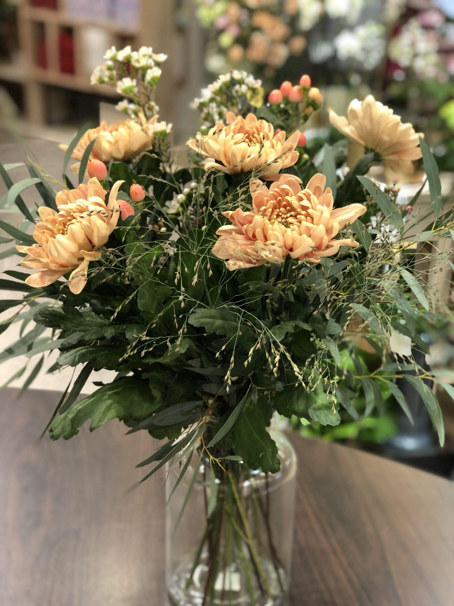 Nädal 3 vaasitäis lillerõõmu