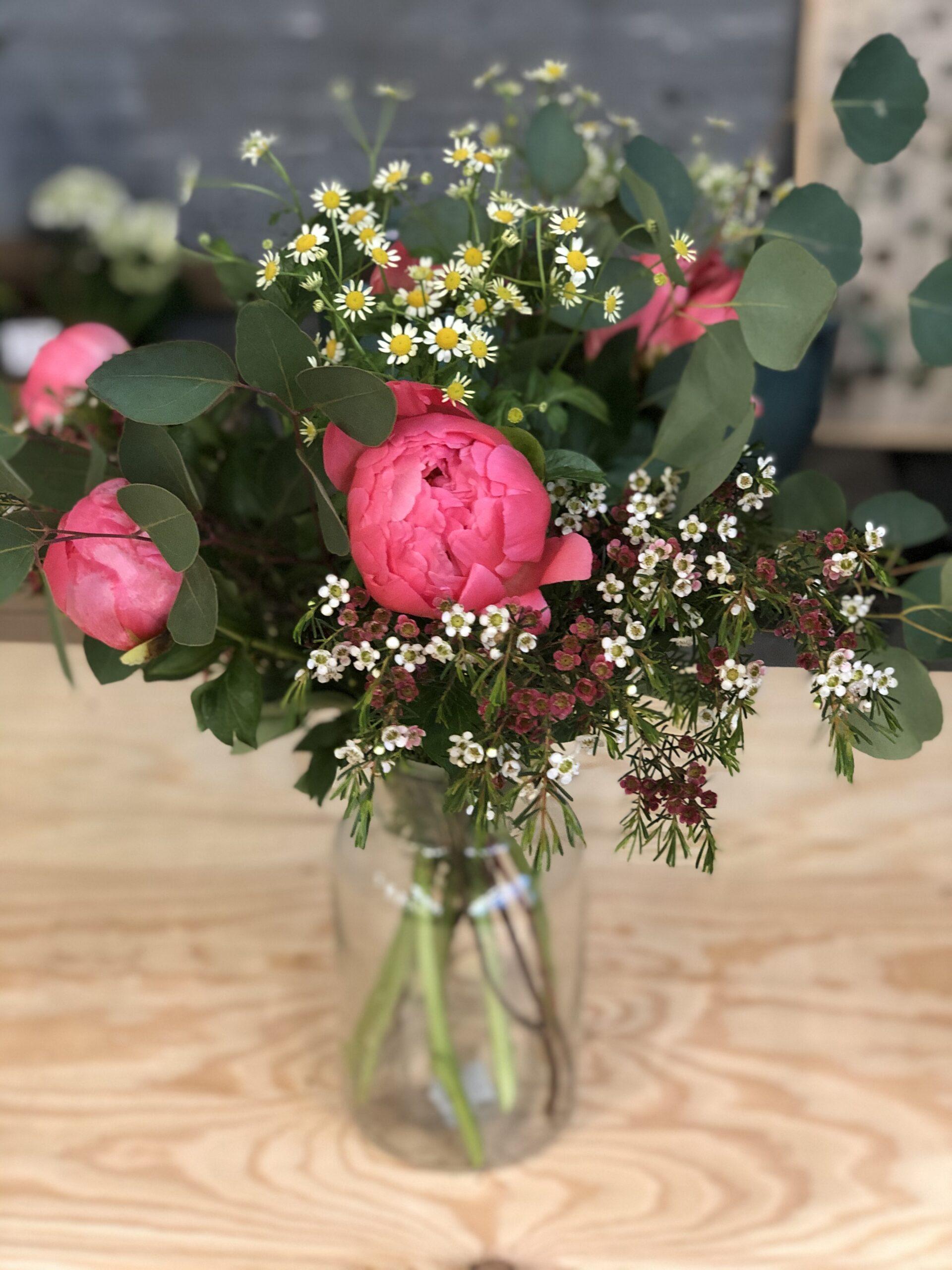 Nädal 8 vaasitäis lillerõõmu