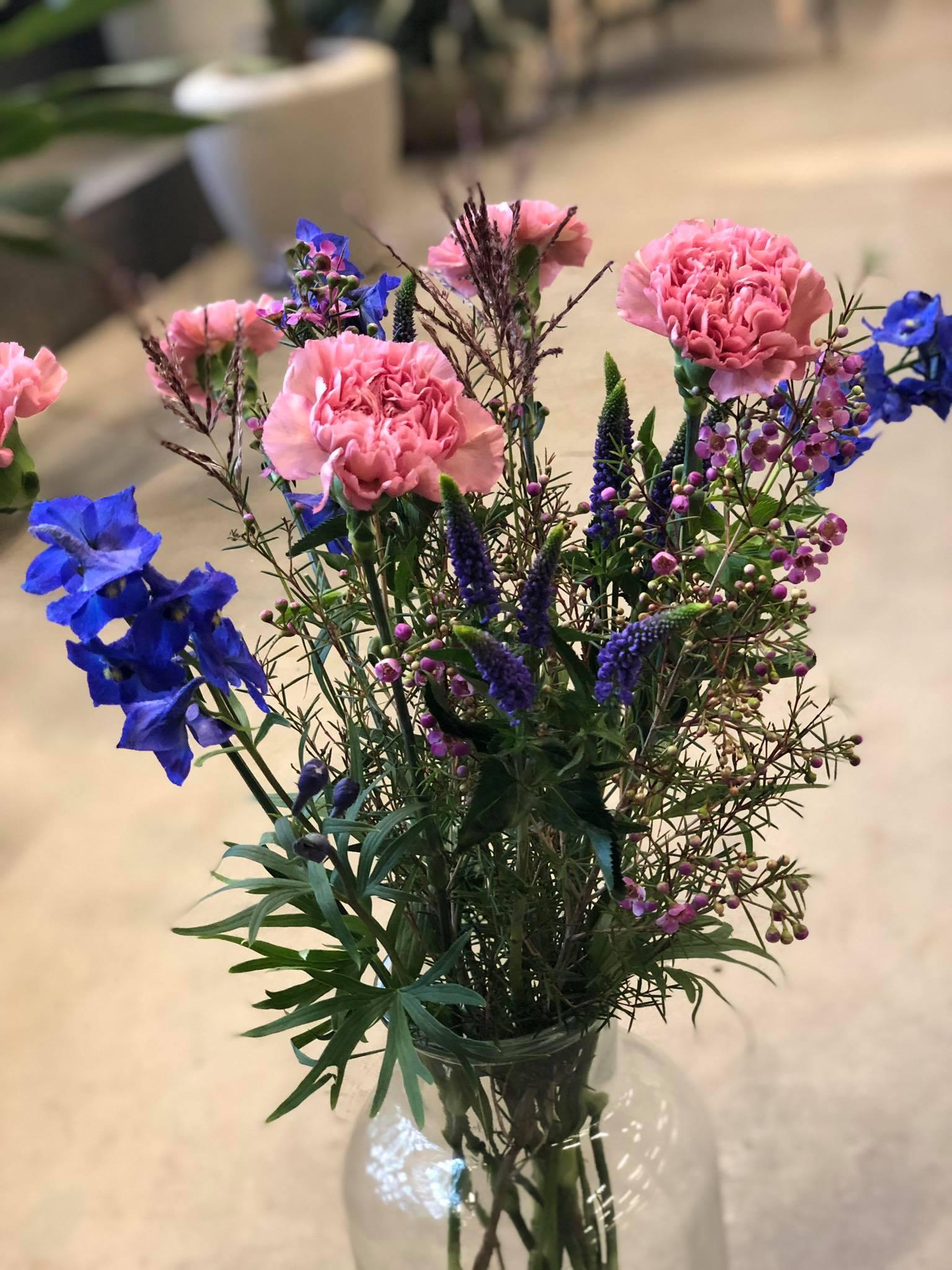 Nädal 12 vaasitäis lillerõõmu